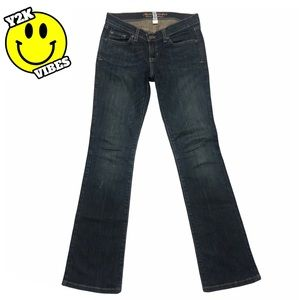 Abercrombie Bootcut Jeans
